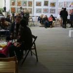 Выставка «Мер-Ка-Ба» Автор Маргарита Юркова в Творческой Мастерской Рябичевых апрель, 2014 г.