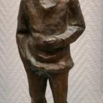 МОСХ на Беговой. Н.А. Иванов С.Винокуров 2001 г. бронза