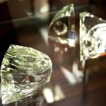 МОСХ на Беговой. О.А. Победова Арктический вариант  2014 г. оптическое стекло