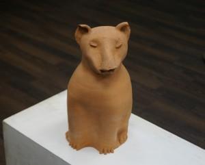МОСХ на Беговой. Скульптура Татьяны Шульц