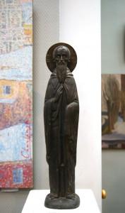 С.А. Смуров «Савватий Соловецкий» 2012 г. бронза