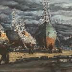 Валерий Рябовол-Керчь. Судоремонтники
