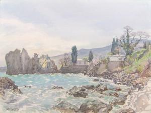 Валерий Рябовол - Крым.Дом-музей А.П. Чехова