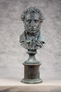 Скульптор Иван Коржев-Александр Пушкин