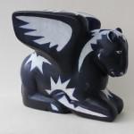 Скульптор Владимир Чибисов-Звездный Пегас